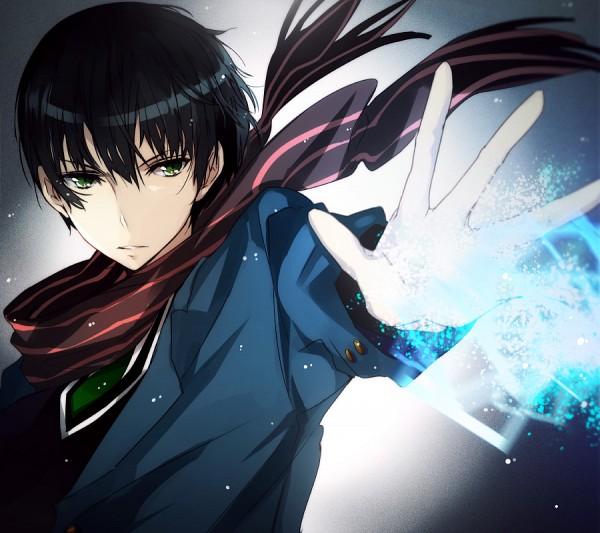 Tags: Anime, Silcener, Kyoukai no Kanata, Nase Hiroomi, Pixiv, Fanart, Fanart From Pixiv