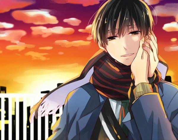 Tags: Anime, Pixiv Id 4074107, Kyoukai no Kanata, Nase Hiroomi, Fanart, Fanart From Pixiv, Pixiv