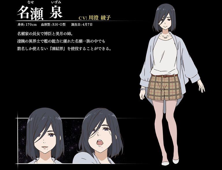 Nase Izumi - Kyoukai no Kanata