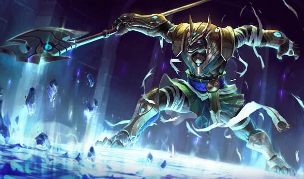 Nasus - League of Legends
