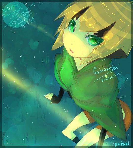 Natane (Pokémon) (Gardenia (pokemon)) - Pokémon Diamond & Pearl