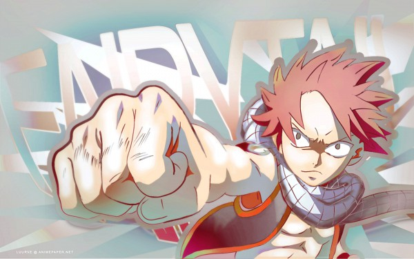Tags: Anime, FAIRY TAIL, Natsu Dragneel, >:(, Artist Request, Wallpaper