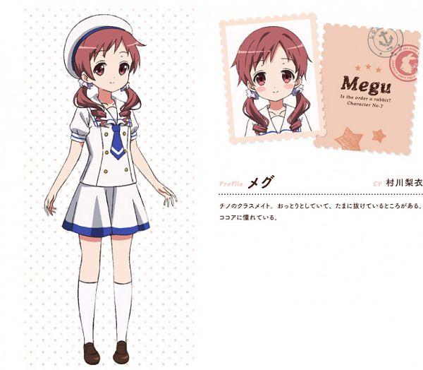 Natsu Megumi - Gochuumon wa Usagi Desu ka