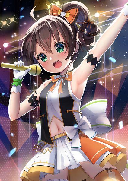 Tags: Anime, Pixiv Id 8520686, Hololive, Matsuri Channel, Natsuiro Matsuri, hololive 1st Fes. Nonstop Story, Fanart From Pixiv, Pixiv, Fanart