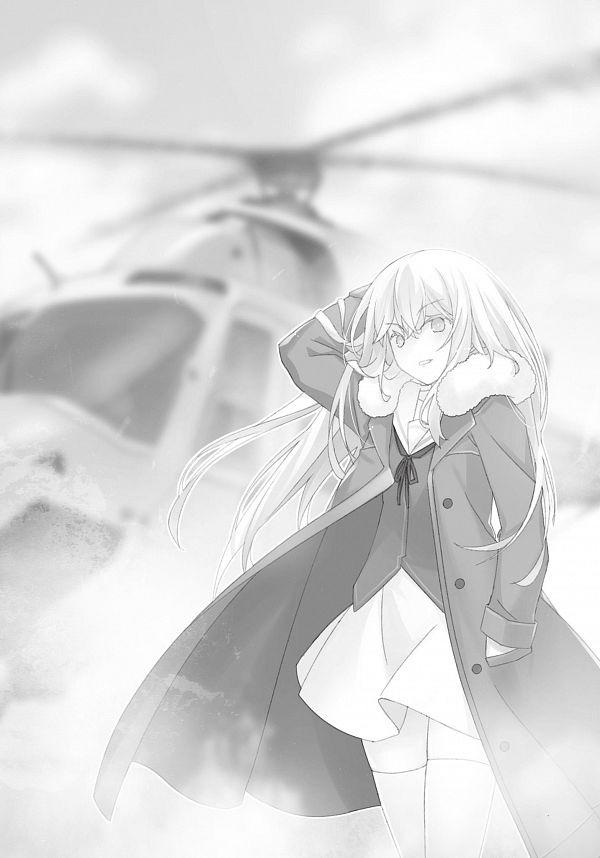 Tags: Anime, Ruroo, Ore no Kanojo to Osananajimi ga Shuraba Sugiru, Natsukawa Masuzu, Novel Illustration, Official Art
