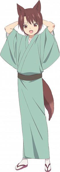 Natsume (Konohana Kitan) - Konohana Kitan