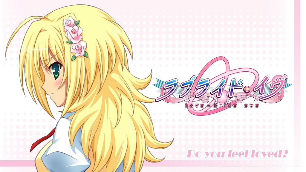 Tags: Anime, Mutsumi Masato, Whitesoft, Love-Bride Eve, Natsume Himawari, Official Art, Wallpaper