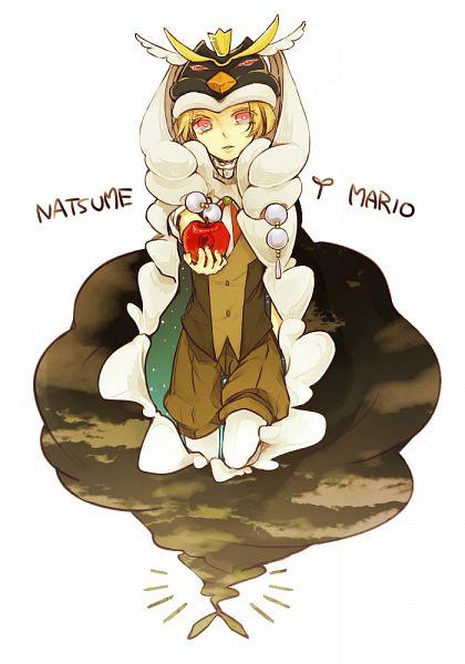 Natsume Mario - Mawaru Penguindrum