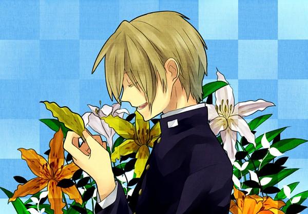 Tags: Anime, Pixiv Id 1073483, Natsume Yuujinchou, Natsume Takashi, Tiger Lily, Fanart, Pixiv