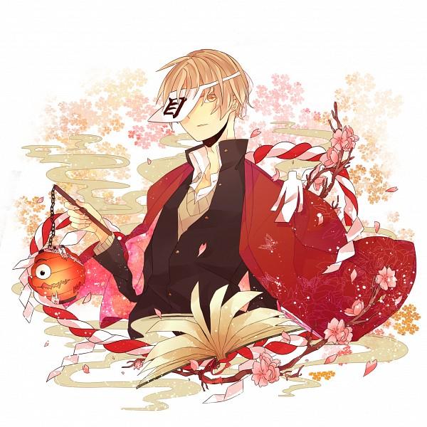 Tags: Anime, Pixiv Id 2017925, Natsume Yuujinchou, Natsume Takashi, Pixiv