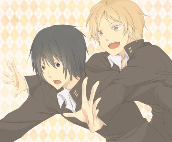 Tags: Anime, Pixiv Id 3801939, Natsume Yuujinchou, Tanuma Kaname, Madara, Natsume Takashi, Pixiv, Natsume's Book Of Friends
