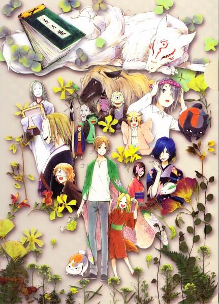 Tags: Anime, Natsume Yuujinchou, Chobihige, Tama (Natsume Yuujinchou), Natsume Takashi, Misuzu (Natsume Yuujinchou), Kuro Nyanko, Benio (Natsume Yuujinchou), Madara, Nyanko-sensei, Hinoe (Natsume Yuujinchou), Kogitsune, Miya (Natsume Yuujinchou), Natsume's Book Of Friends