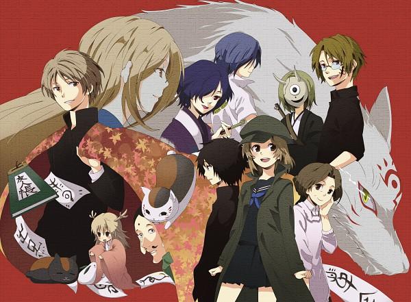 Tags: Anime, Mitsuki Meiya, Natsume Yuujinchou, Madara, Fujiwara Touko, Taki Tooru, Natsume Reiko, Ishio Kai, Natori Shuuichi, Natsume Takashi, Hinoe (Natsume Yuujinchou), Tanuma Kaname, Hiiragi (Natsume Yuujinchou), Natsume's Book Of Friends