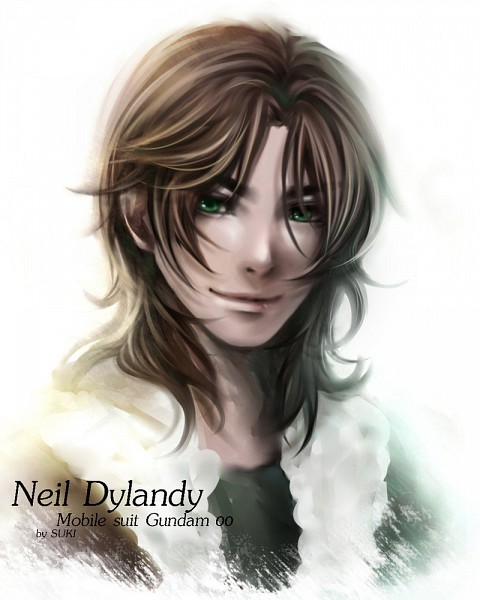 Tags: Anime, Sukiblog, Mobile Suit Gundam 00, Neil Dylandy, deviantART, Gundam Meisters