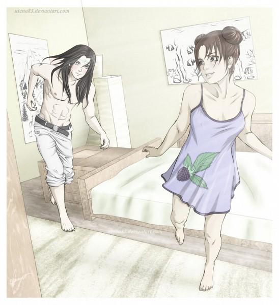 Tags: Anime, NARUTO, Hyuuga Neji, Tenten, NejiTen