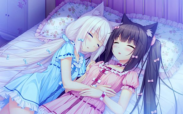 Tags: Anime, Sayori, Neko Works (Studio), Neko Para, Vanilla (Neko Para), Chocola (Neko Para), CG Art