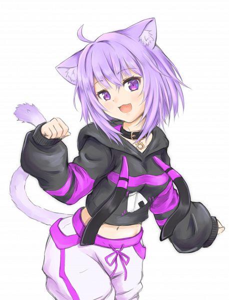 Tags: Anime, Pixiv Id 6594516, Okayu Ch., Hololive, Nekomata Okayu