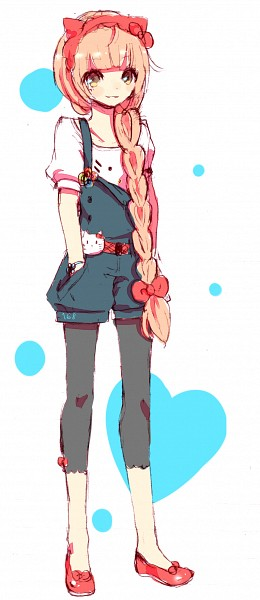 Tags: Anime, Mera (Canopusia), VOCALOID, Nekomura Iroha, Hello Kitty