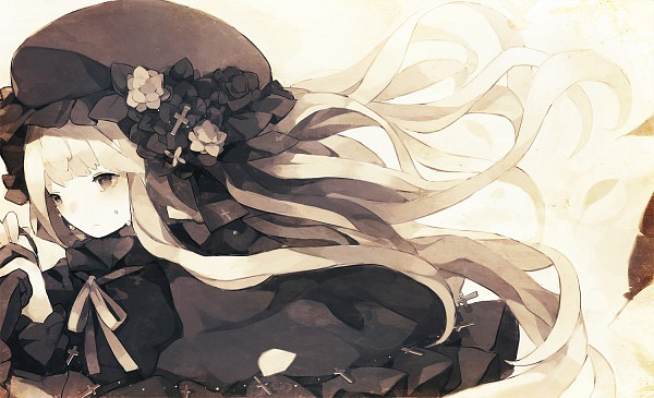 Tags: Anime, Nekotewi, Shawl, Pixiv, Original