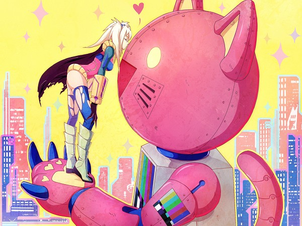 Tags: Anime, Nekozumi, deviantART