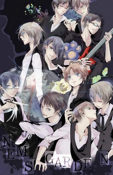 Tags: Anime, Ddtt, Asamaru, Gero, amu, Jack (Nico Nico Singer), clear (Nico Nico Singer), Dasoku, Ren (Nico Nico Singer), Mi-chan, Faneru, nero (Utaite), Mobile Wallpaper