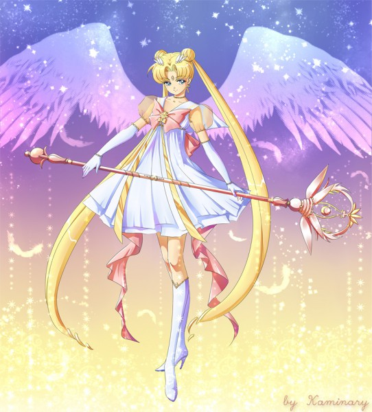 Neo Sailor Serenity - Princess Serenity