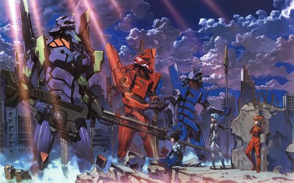Neon Genesis Evangelion - Gainax