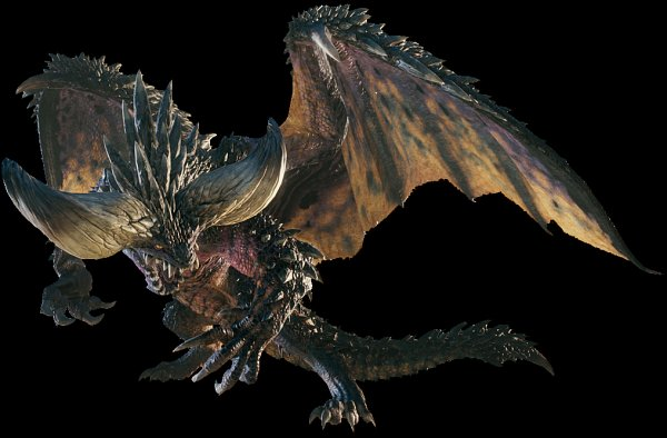 Nergigante - Monster Hunter: World