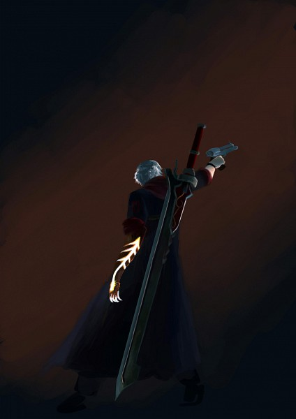 Tags: Anime, Devil May Cry, Nero (Devil May Cry)