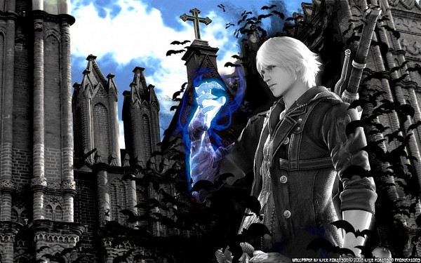 Tags: Anime, Devil May Cry, Nero (Devil May Cry), Wallpaper