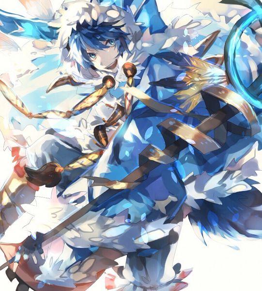 Tags: Anime, Pixiv Id 10337288, Last Period - Owarinaki Rasen no Monogatari -, Nero (Last Period), Pixiv, Fanart, Fanart From Pixiv