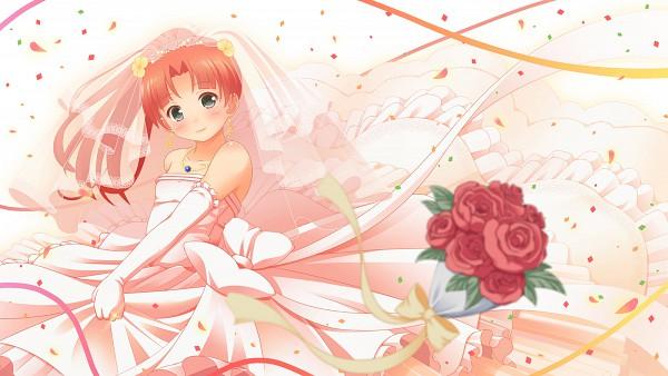 Tags: Anime, Fractale, Nessa, Wallpaper