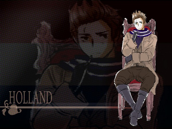 Tags: Anime, Axis Powers: Hetalia, Netherlands, Fanmade Wallpaper, Wallpaper
