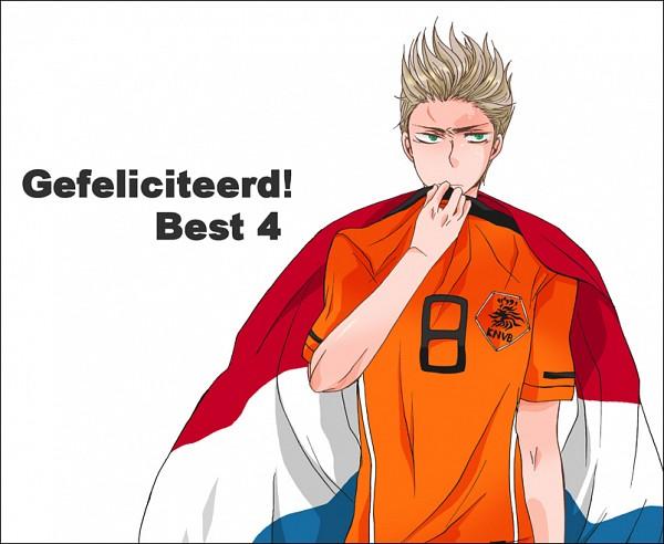 Tags: Anime, Pixiv Id 521721, Axis Powers: Hetalia, Netherlands, Pixiv