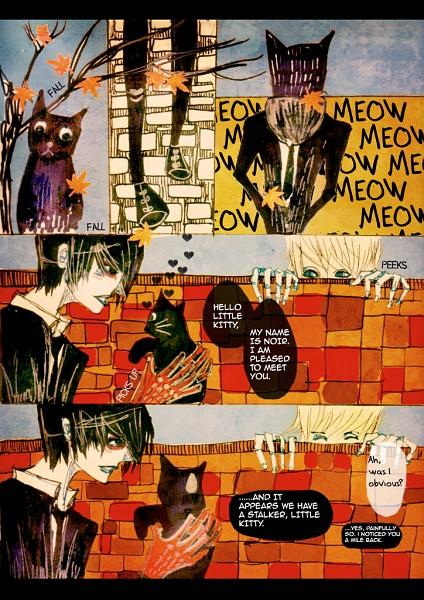 Tags: Anime, Never-neverland, Brick Wall, deviantART