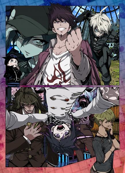 Tags: Anime, Pixiv Id 2418808, New Danganronpa V3, Gokuhara Gonta, Momota Kaito, Shinguuji Korekiyo, Saihara Shuuichi, Ouma Kokichi, Kiibo (New Danganronpa V3), Hoshi Ryouma, Amami Rantarou, Checkered Neckwear, Fanart From Pixiv, Danganronpa V3: Killing Harmony