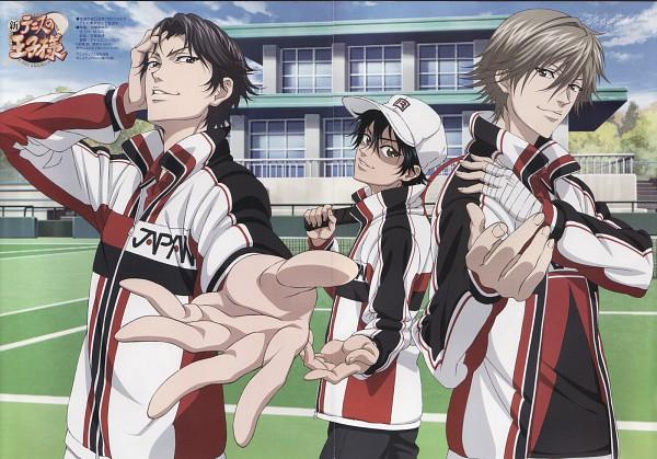New Prince of Tennis - Tennis no Ouji-sama