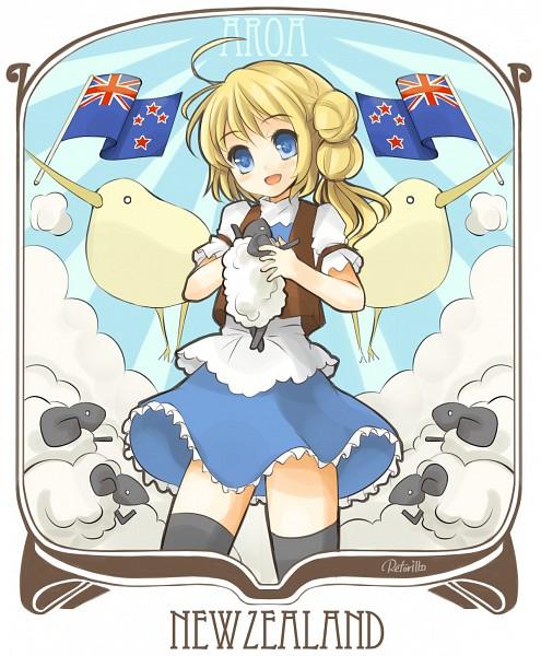 New Zealand (Female) - New Zealand