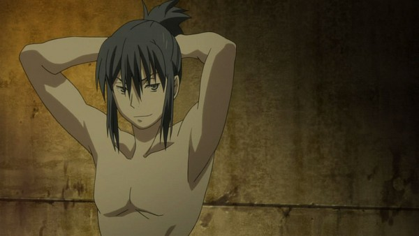 Tags: Anime, No.6, Nezumi (No.6), Wallpaper, Facebook Cover, Screenshot