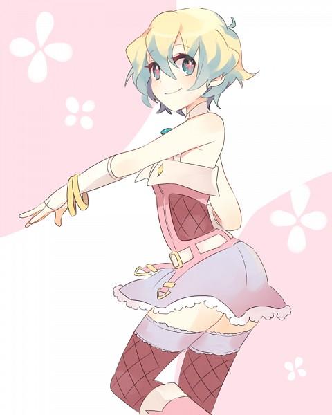 Tags: Anime, Linaria (Ookinahitomi), Tengen Toppa Gurren-Lagann, Nia Teppelin, Hagiwara Yukiho (Cosplay)