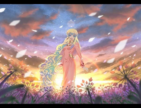 Tags: Anime, Clarityblue, Tengen Toppa Gurren-Lagann, Nia Teppelin