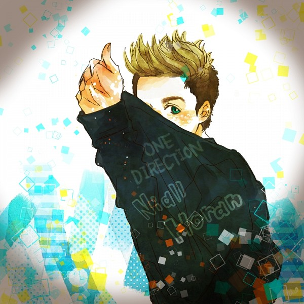 Tags: Anime, Pixiv Id 4790367, Niall Horan, One Direction