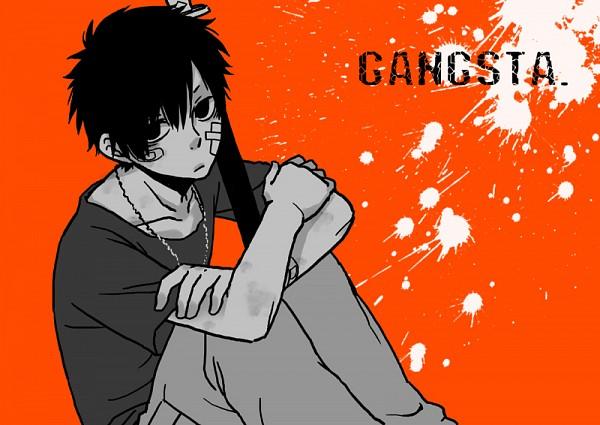 Tags: Anime, EinWelpe, GANGSTA., Nicholas Brown, Fanart From Pixiv, Pixiv, Fanart