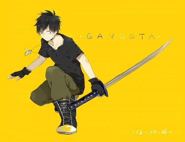 Tags: Anime, Pixiv Id 973293, GANGSTA., Nicholas Brown, Fanart, Fanart From Pixiv, Pixiv