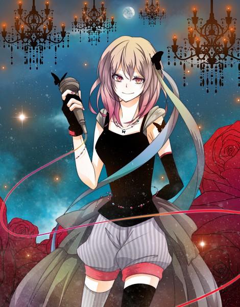 Tags: Anime, Riko Ryuichi, Xcafe-latte69x, Nico Nico Douga, Nico Nico Singer, Pixiv