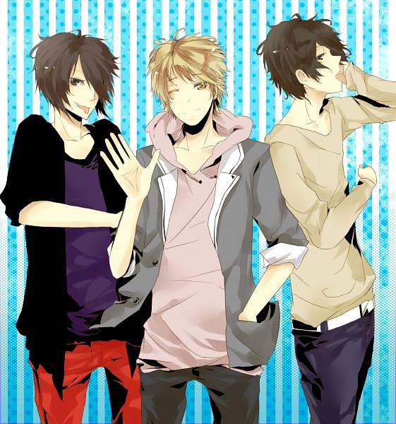 Tags: Anime, Caballo, Dasoku, Mi-chan, clear (Nico Nico Singer), Pixiv, Nico Nico Douga, Nico Nico Singer