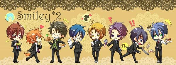 Tags: Anime, clear (Nico Nico Singer), Kogeinu, Mucchi, Pokota (Nico Nico Singer), Faneru, Gero, ASK (Nico Nico Singer), Hatsune Miku, Dasoku, Nico Nico Singer, Facebook Cover, Fanart