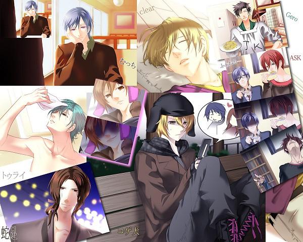 Tags: Anime, Sikijyou, Kogeinu, Gero, Mucchi, Tourai, Faneru, Dasoku, ASK (Nico Nico Singer), clear (Nico Nico Singer), Nico Nico Douga, Nico Nico Singer, Pointfive(.5)