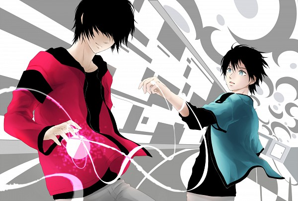 Tags: Anime, Kusogaki, Aerogel, Fukuwa, Nico Nico Douga, Nico Nico Singer