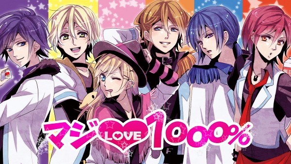 Tags: Anime, Sugarxilno, Hitori, 96neko, Yamai (Nico Nico Singer), Usa (Nico Nico Singer), Saiya, Noaru, Uta No☆Prince-sama♪ (Parody), Pixiv, Wallpaper, Facebook Cover, Fanart